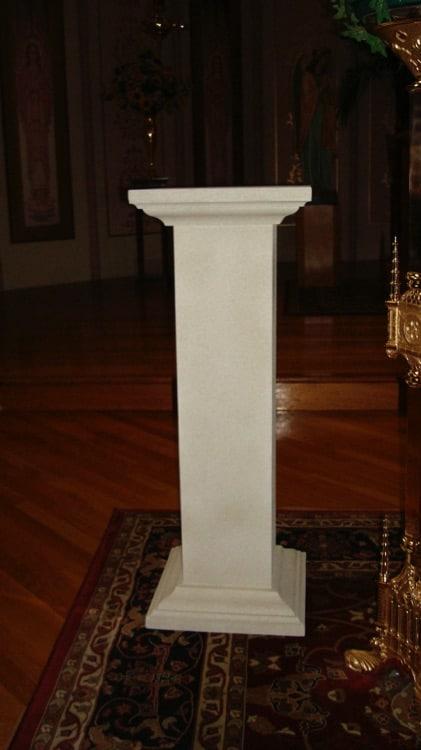 Square Pedestals